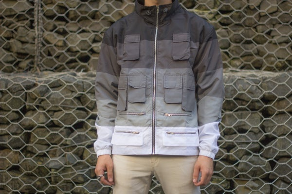 Image of Cargo Gradient Windbreaker I