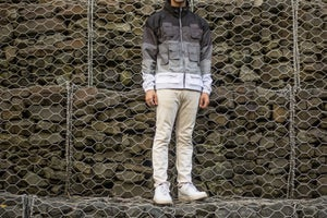 Image of Cargo Gradient Windbreaker