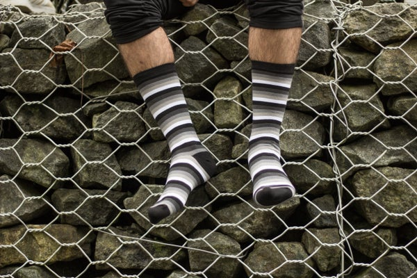 Image of Gradient Socks (Free US Shipping)