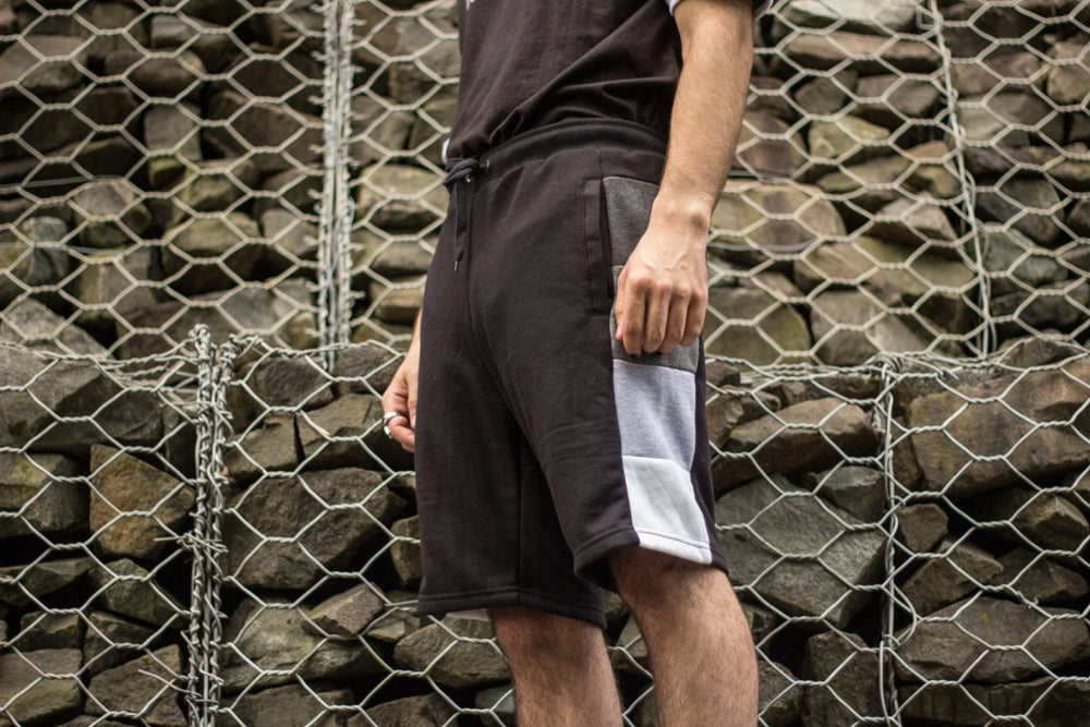 Image of Gradient Sweat Shorts
