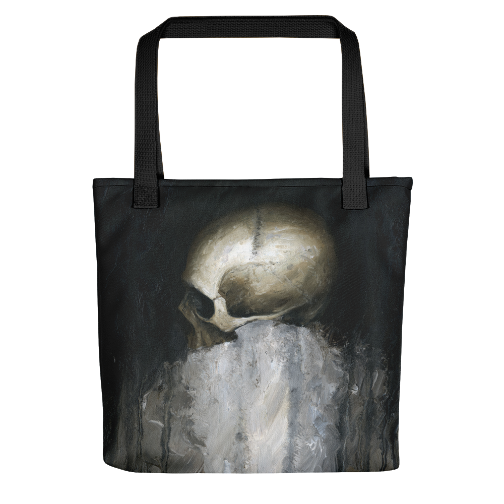 Image of Memento Mori Tote Bag