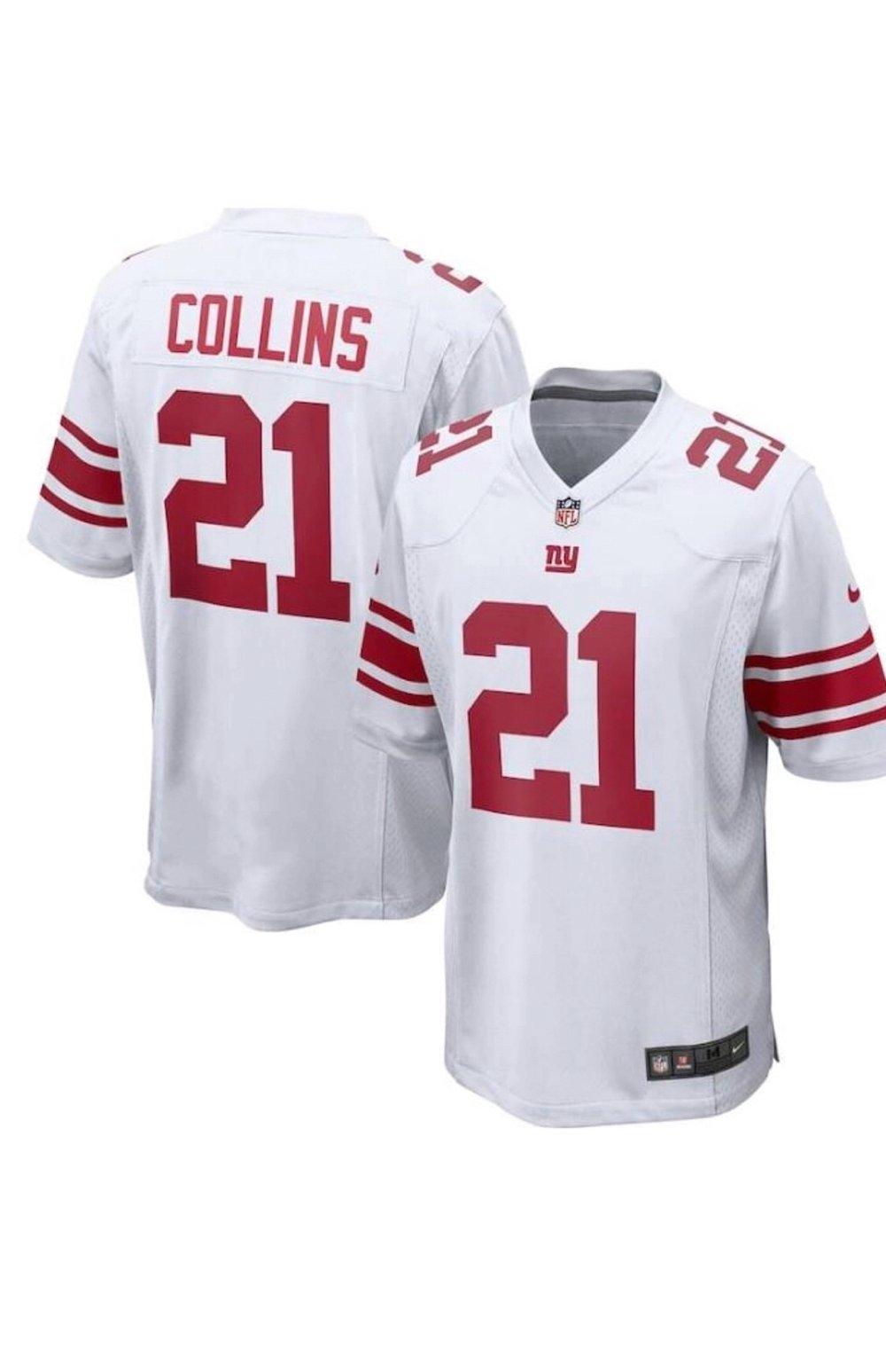 "Image of New York Giants ""Landon Collins"""