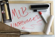 Image of MIB UNPLUGGED - PRE ORDER
