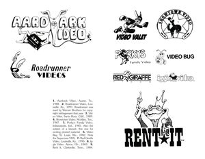 Image of Videoland: A Visual Catalog of American Video Store Logos, 1980-1995