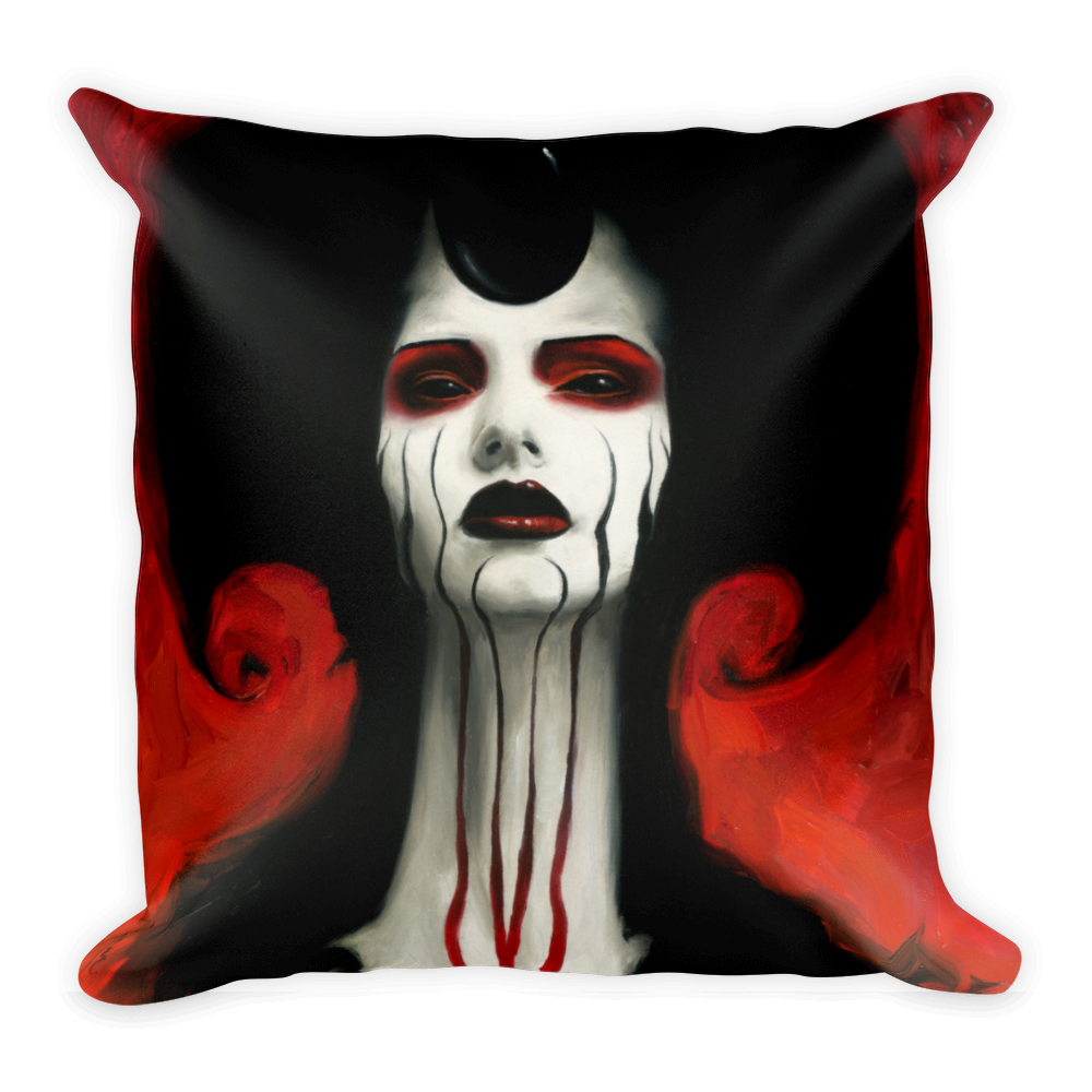 Image of The End (Throw Pillow)