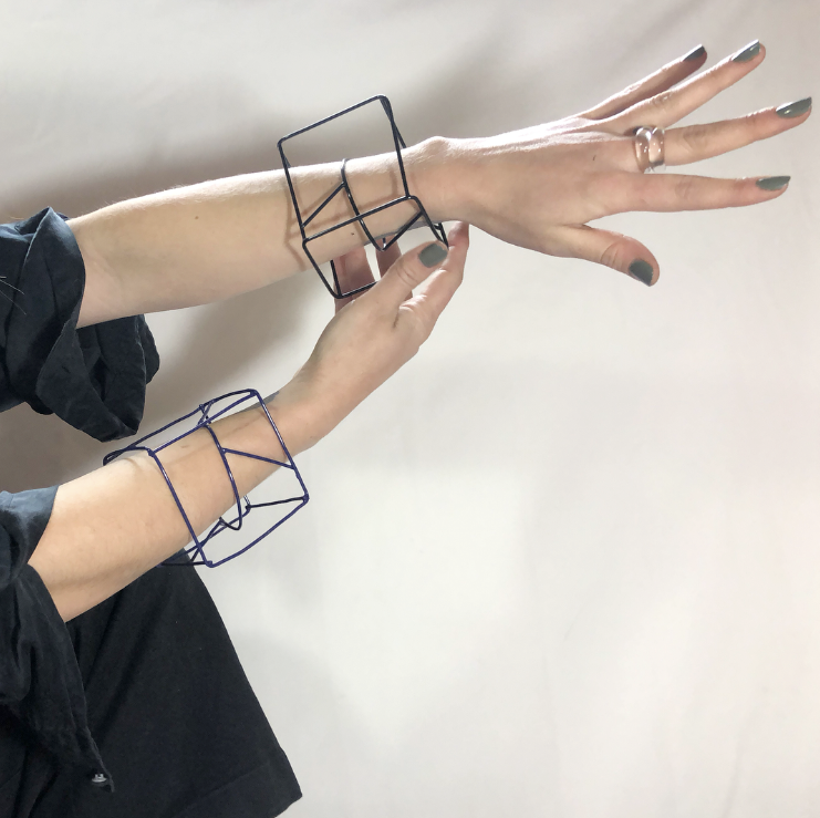 Image of Ice cube bracelet