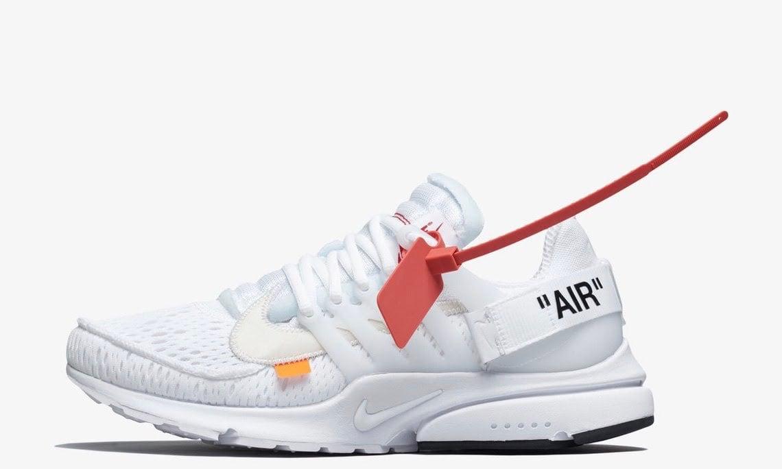 """online store aa2e3 f56ab Image of Off-White x Nike Air Presto """"Polar Opposites"""" White"""