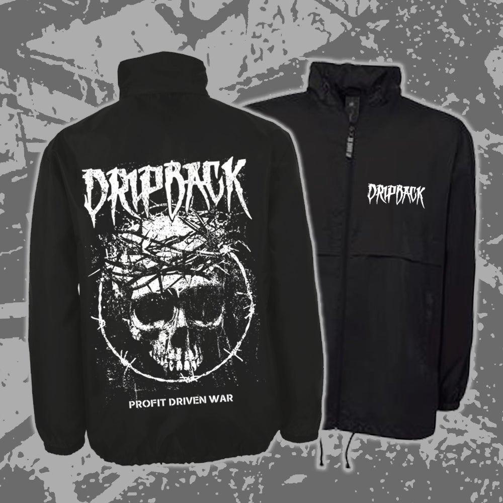 Image of Profit Driven War Windbreaker