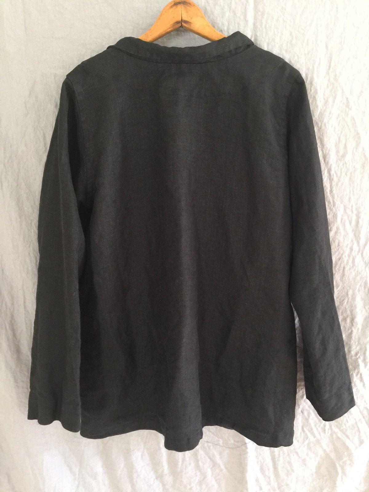 Image of linen jacket