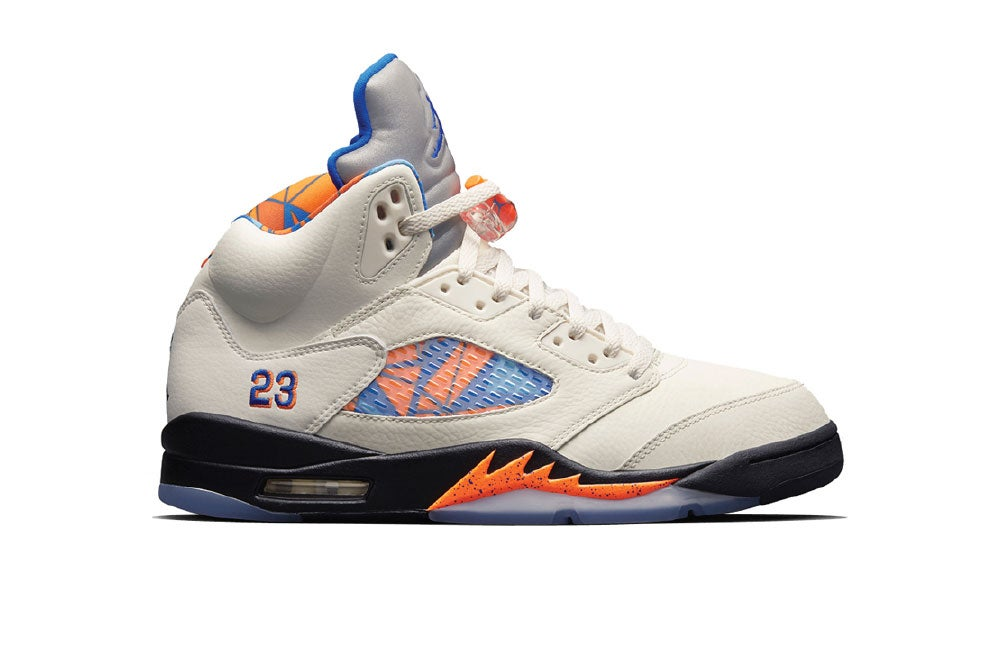"Image of Air Jordan 5 Retro ""Barcelona"" 136027-148"