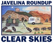 "Image of Javelina Roundup Decal - ""Clear Skies"""