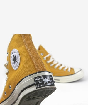 Image of CONVERSE_CHUCK TAYLOR 1970s HI :::SUNFLOWER:::