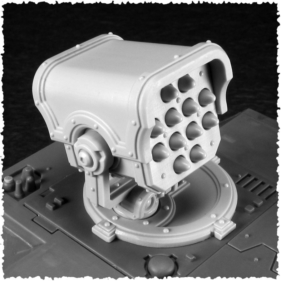 Image of Interitus Mk.4A Missile Launcher Kit