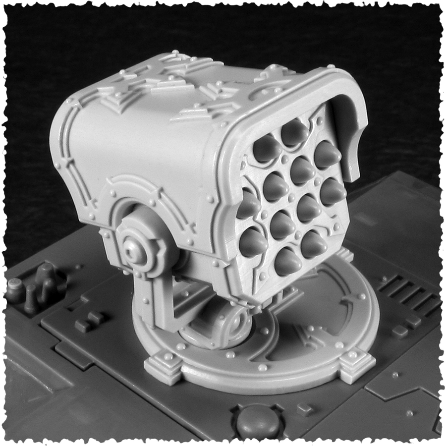 Image of Interitus Mk.5A Missile Launcher Kit