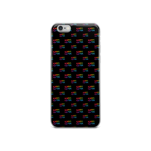 ALL OVER LOGO iPHONE CASE