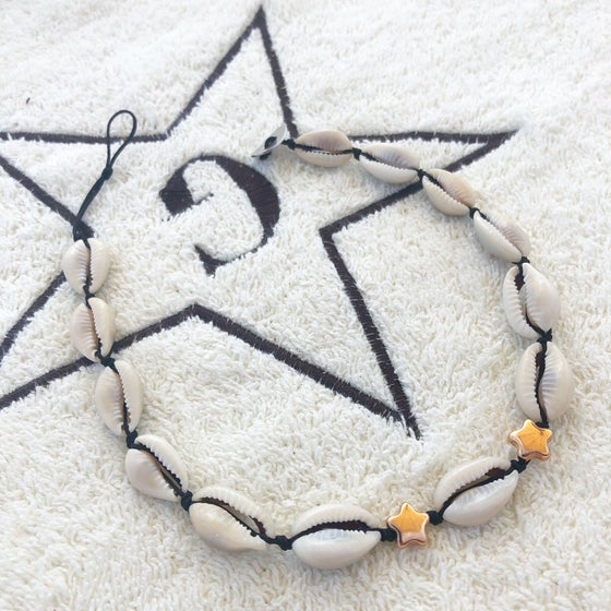 Image of SHELL JEWELS COLLANA CHOKER