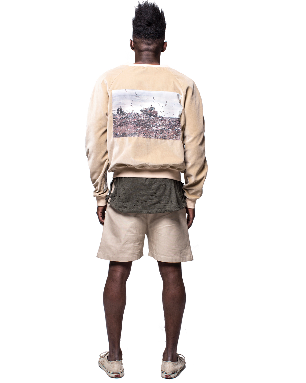Image of IT´S ALL OVER SWEATER