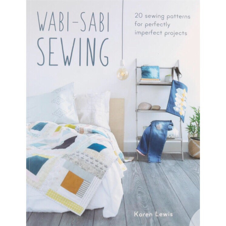 Image of Wabi Sabi Sewing - signed copy