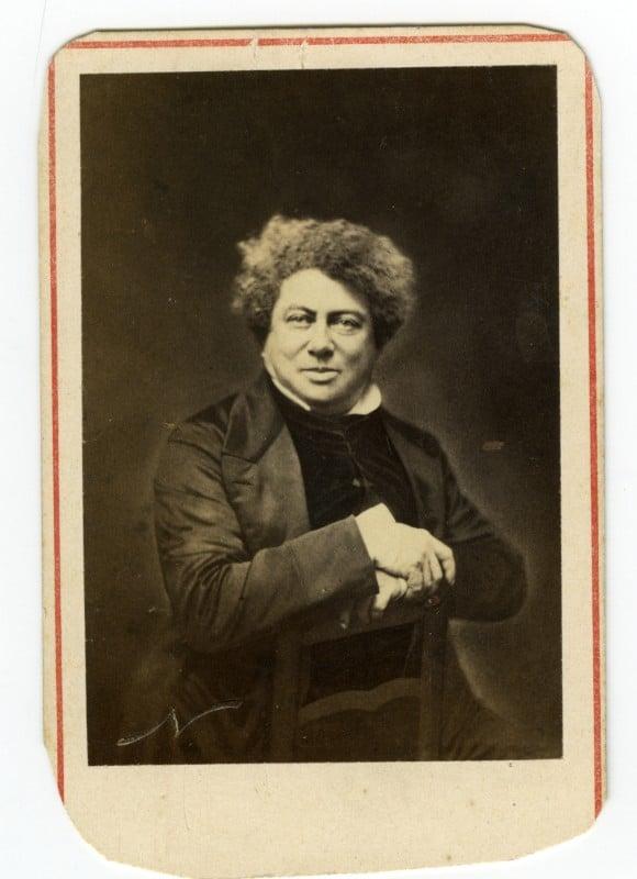 Image of Nadar: Alexandre Dumas père, ca. 1865