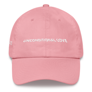 UNCONDITIONAL LOVE DAD CAP