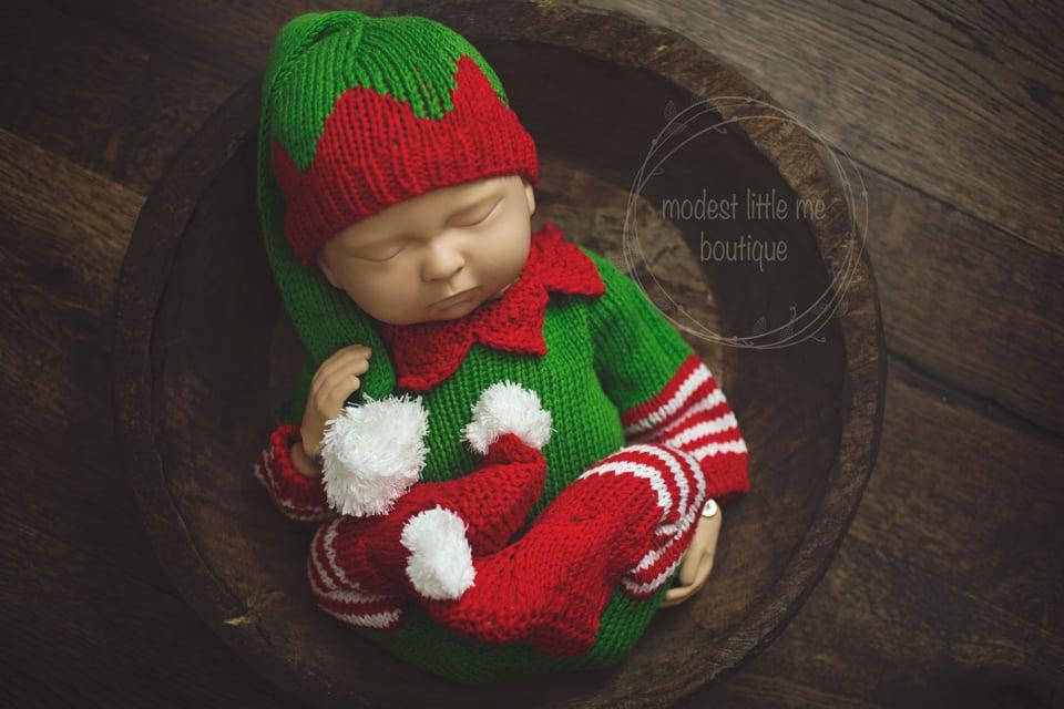 Image of Little Elf On The Shelf