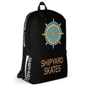 Image of Shipyard Skates BACKPACK
