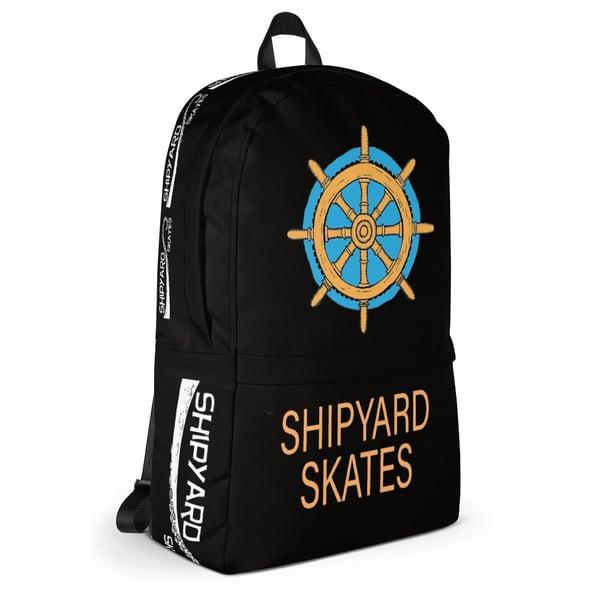 Image of Shipyard Skates BACKPACK