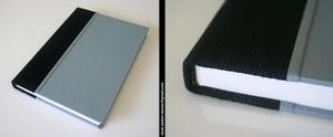 Image of A5 sketchbook