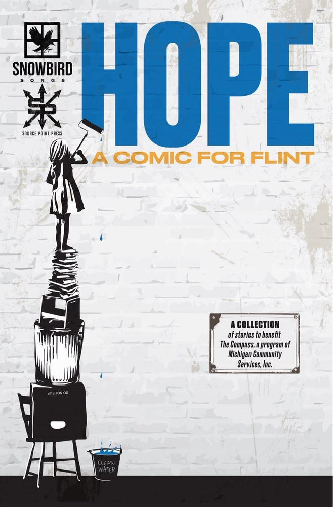 Image of HOPE: A Comic For Flint (PRE-ORDER)