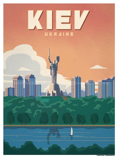 Image of Kiev Poster