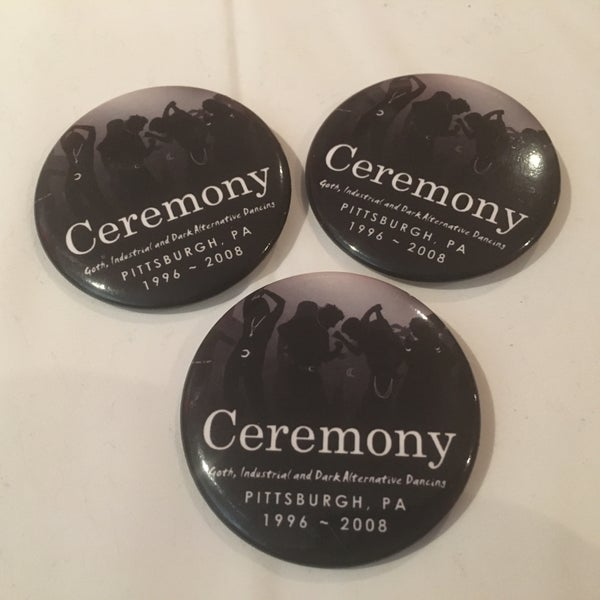Image of Limited Edition Ceremony Button