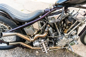 Image of Stainless exhaust