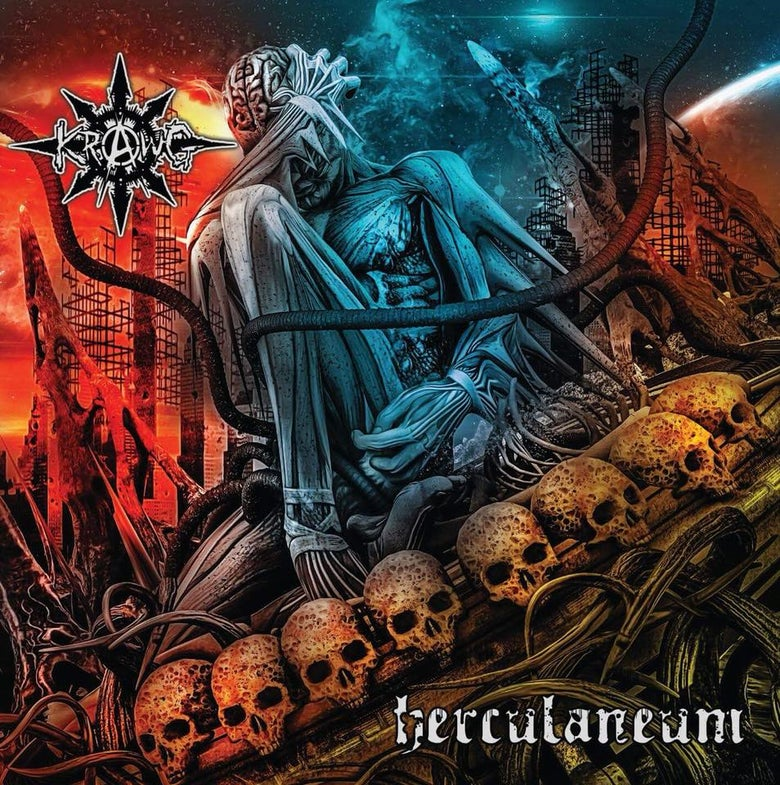 "Image of Krawg ""Herculaneum"" Pre-Order Shipping late August"