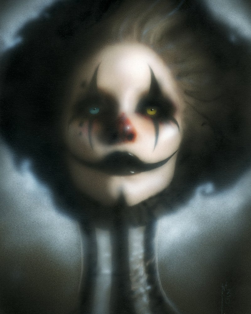 Image of Clown One