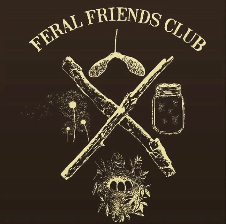 Image of Feral Friends Club Shirt