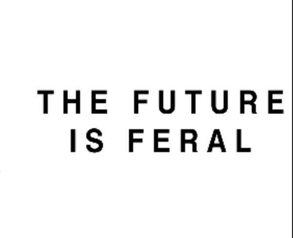 Image of The Future is Feral Shirt