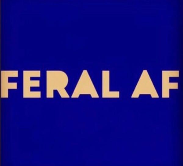 Image of Feral AF Shirt