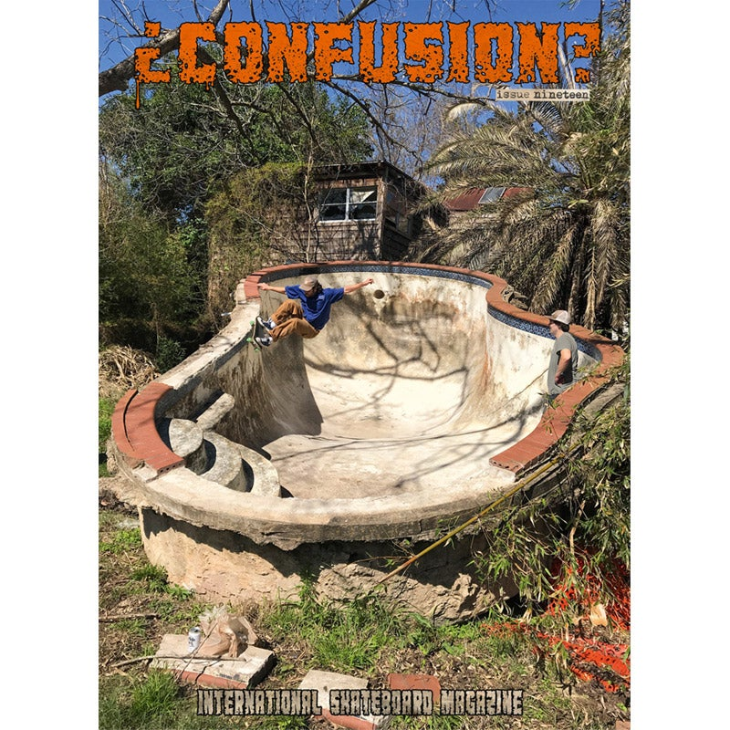 Image of Confusion Magazine - Issue #19 - back issue