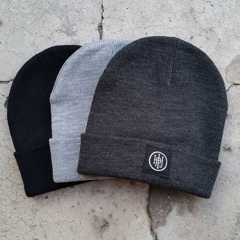 Image of Monogram Cuff Beanie