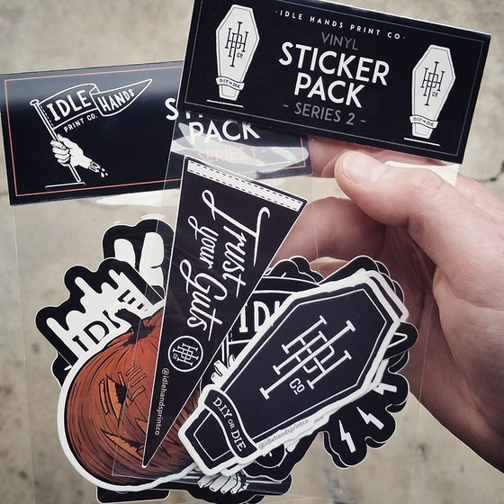 Image of Sticker Pack - Series 2
