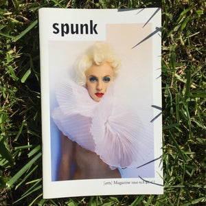 Image of SPUNK ISSUE NO. 08