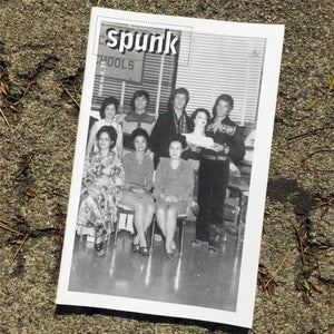 Image of SPUNK ISSUE NO. 04