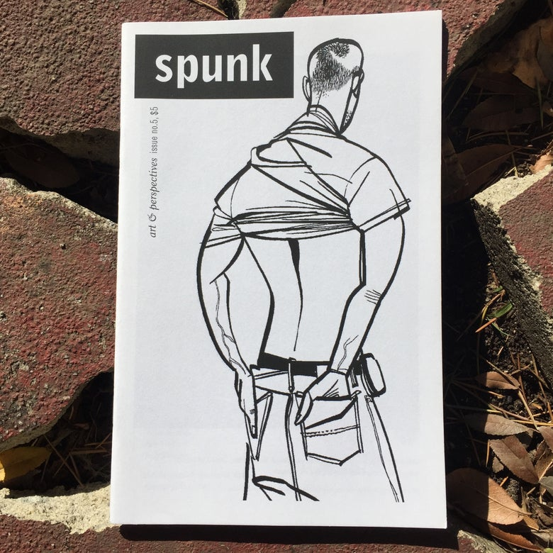 Image of SPUNK ISSUE NO. 05