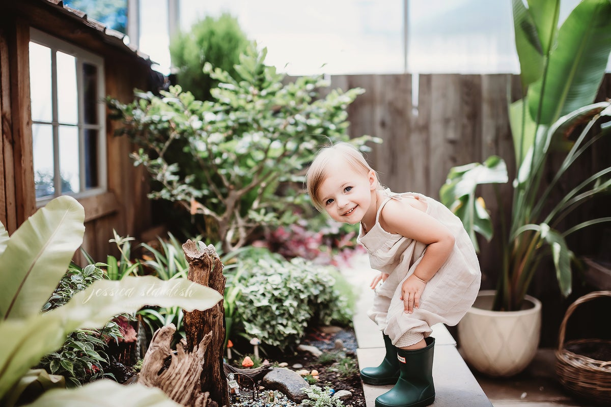Image of Greenhouse Mini-Sessions | July 7th