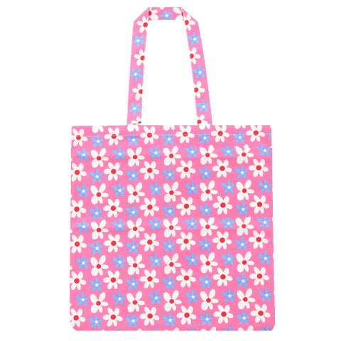 Image of Pink 'Scooby' Tote Bag