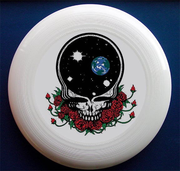 Grateful Dead Officially Licensed Ultimate Disc!