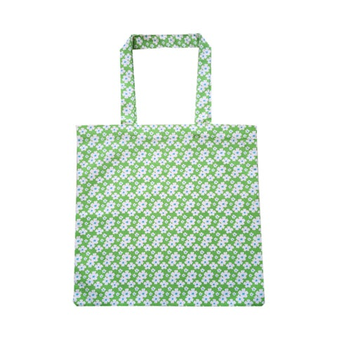 Image of Green 'Confetti' Tote Bag