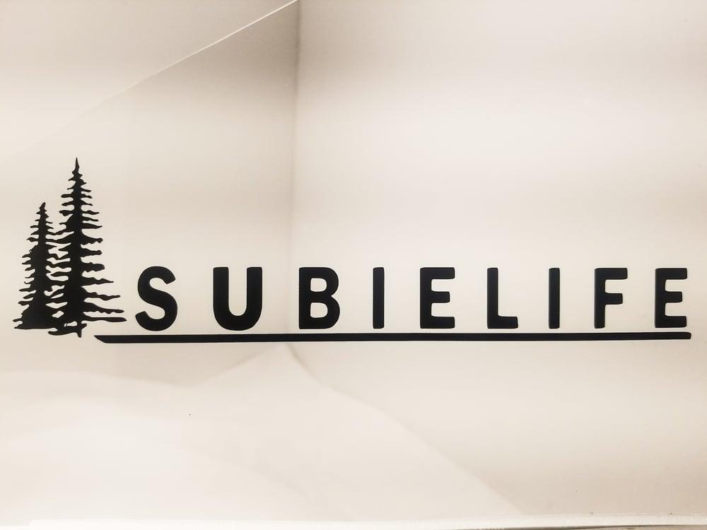 Image of Pine Tree Subielife