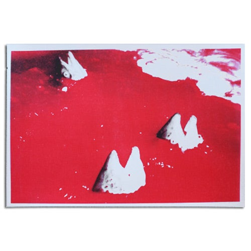 Image of 'You Are Here Now' Red by Eivind H. Natvig