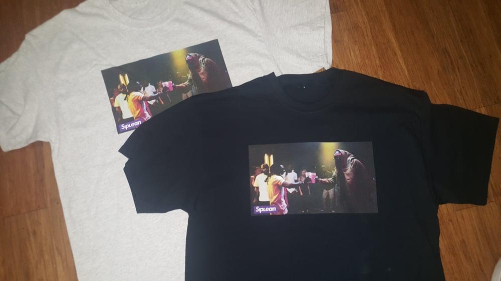 """Image of Siplean """"Cheers"""" Tee Shirt"""